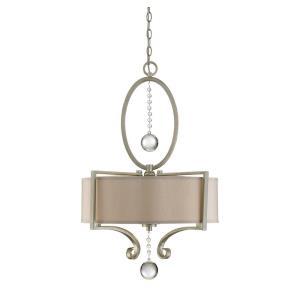 Rosendal - Three Light Pendant