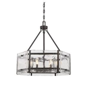 Glenwood - Six Light Pendant