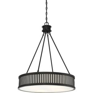 William - Four Light Pendant