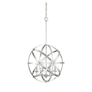 Dias Orb - Four Light Pendant