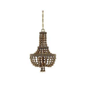 Cranford - Three Light Pendant