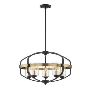 Kirkland - Five Light Pendant