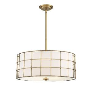 Hayden - Five Light Pendant