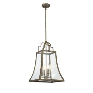 Belle - Four Light Pendant