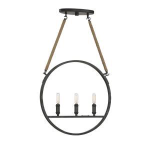 Piccardy - Three Light Pendant