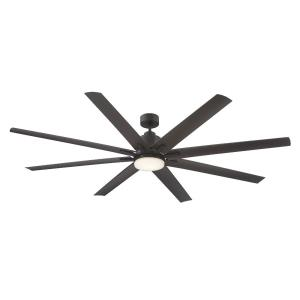 Bluffton - 72 Inch Ceiling Fan with Light Kit