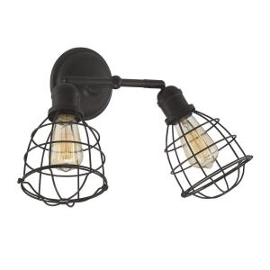 Scout - Two Light Adjustable Wall Sconce