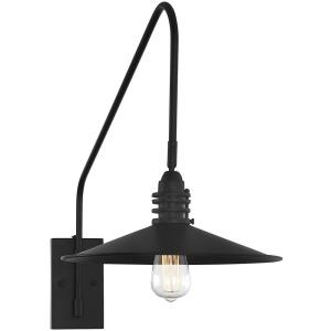 1 Light Wall Sconce-22 inches tall by 14.5 inches wide
