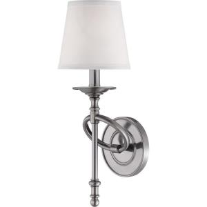 Foxcroft - One Light Wall Sconce