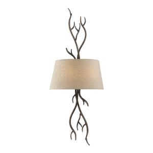 Brambles - Two Light Wall Sconce