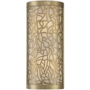 2 Light Wall Sconce-16 inches tall by 7 inches wide