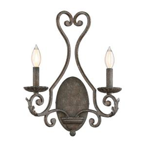 Bree - Two Light Wall Sconce