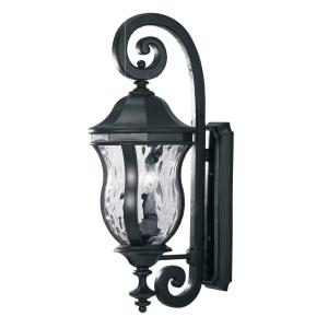 Monticello - Three Light Outdoor Wall Lantern