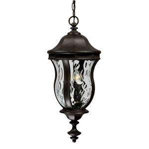 Monticello - Three Light Outdoor Hanging Lantern