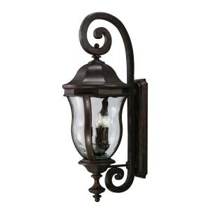 Monticello 36 Inch Outdoor Wall Lantern Traditional