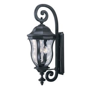 Monticello - Four Light Outdoor Wall Lantern
