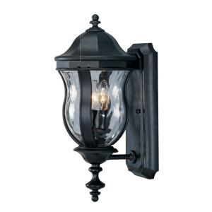 Monticello - Two Light Outdoor Wall Lantern
