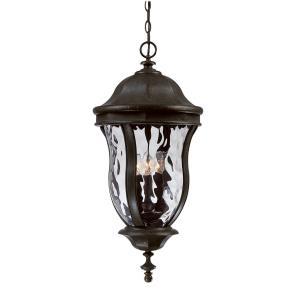 Monticello - Four Light Hanging Lantern