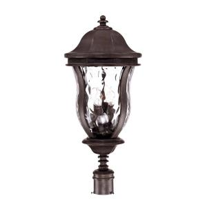 Monticello - Four Light Post Lantern