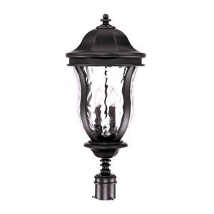 Monticello - Four Light Outdoor Post Lantern
