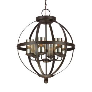 Sfera - Six Light Chandelier