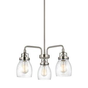 Belton - Three Light Chandelier