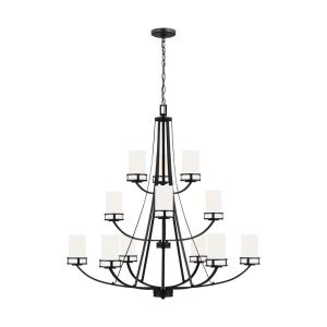 Robie - 12 Light Chandelier