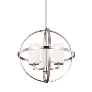 Alturas - Three Light Chandelier