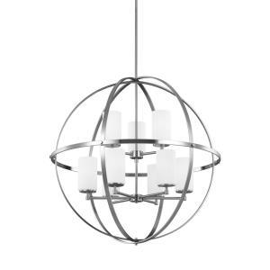 Alturas - Nine Light 2-Tier Chandelier