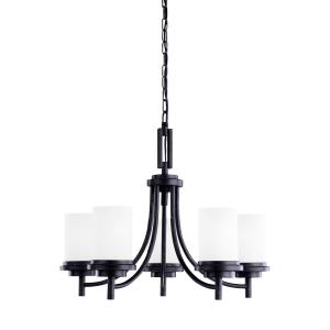 Winnetka - Five Light Chandelier
