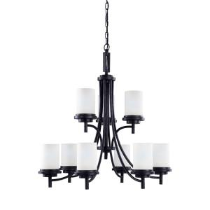 Winnetka - Nine Light Two Tier Chandelier