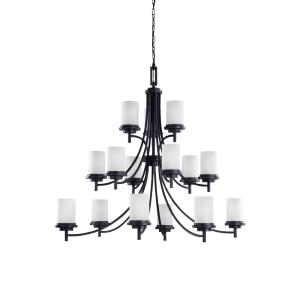 Winnetka - Fifteen Light Three Tier Chandelier