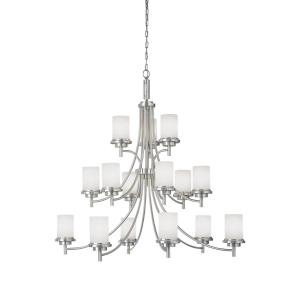 Winnetka - Fifteen Light Chandelier