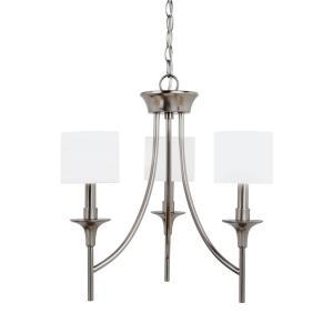 Stirling - Three Light Chandelier