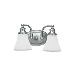 Two-light Wall/bath