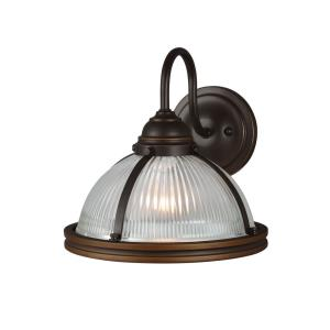 Pratt Street - 11 Inch One Light Wall Sconce