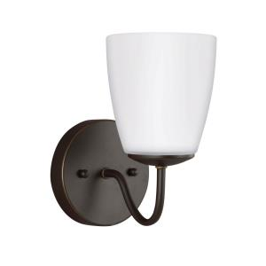 Bannock - 75W One Light Wall Sconce