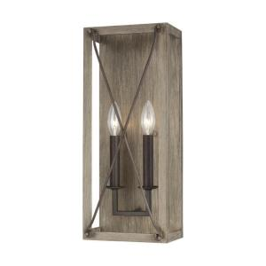 Thornwood - 2 Light Wall Sconce