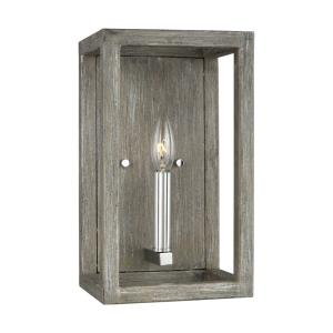 Moffet Street - 60W One Light Wall Sconce