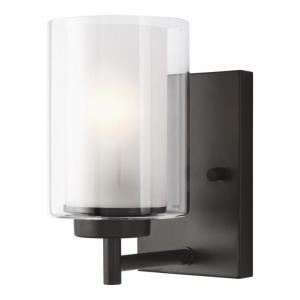 Elmwood Park - 1 Light Wall Bath Sconce