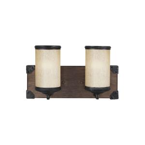 Dunning - Two Light Wall/Bath Sconce