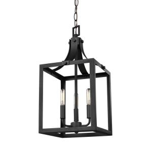 Labette - 60W Three Light Small Foyer