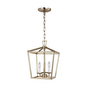 Dianna - 3 Light Pendant - 9.75 inches wide by 14 inches high
