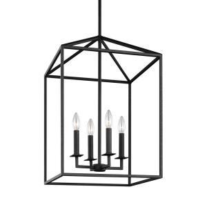 Perryton - 3.5W Four Light Foyer