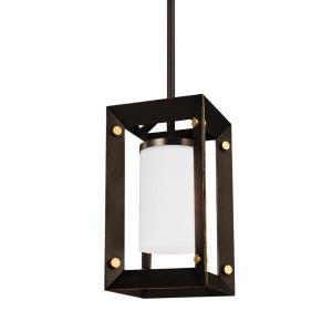 Chatauqua - 100W One Light Mini-Pendant