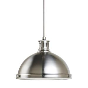 Pratt Street - 13 Inch Two Light Pendant