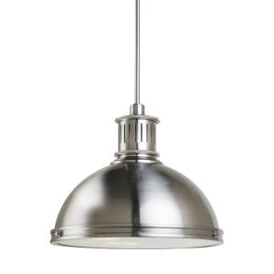 Pratt Street Metal - Three Light Pendant
