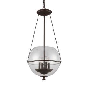Havenwood - Four Light Medium Pendant