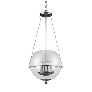 Havenwood - Six Light Large Pendant