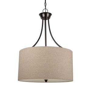 Stirling - Three Light Pendant